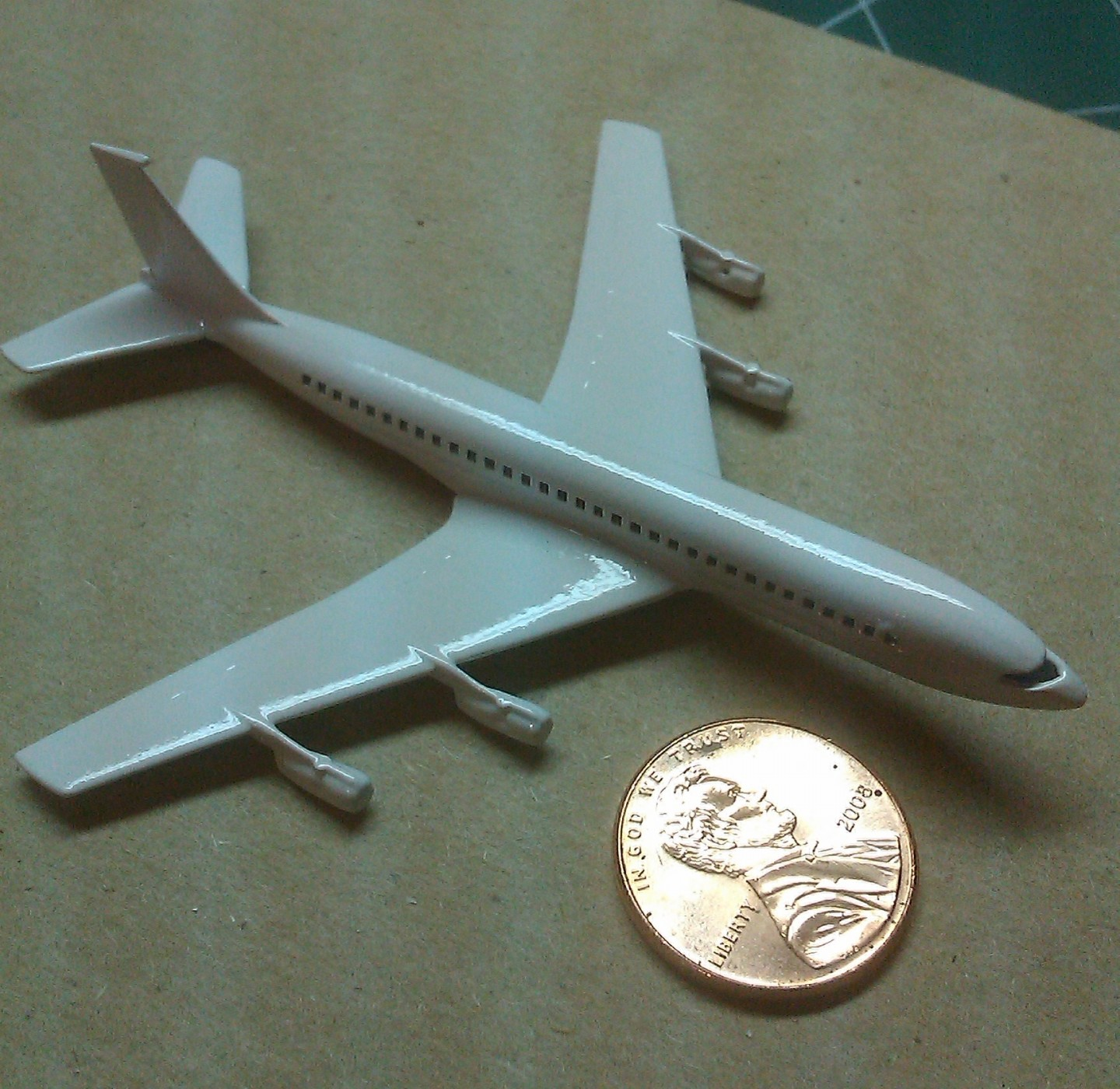 1/590 Scale Boeing 707