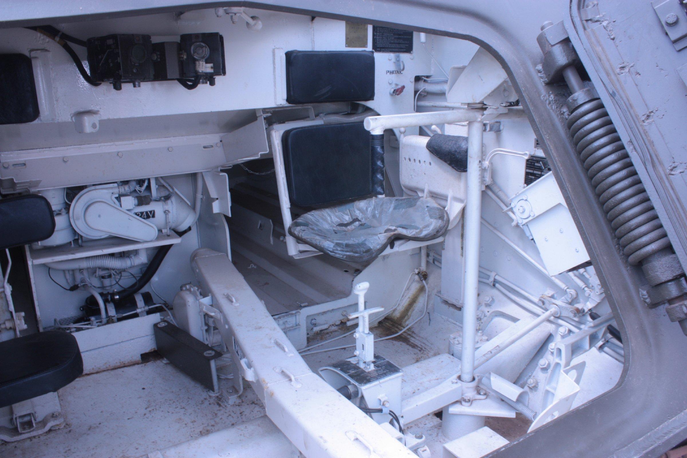 M42 Duster Armored Anti Aircraft Vehicle Hampton Roads
