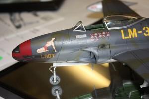 1:32 F-80 based on Czech Models kit