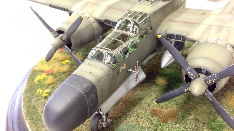 Kevin Farris' P-61