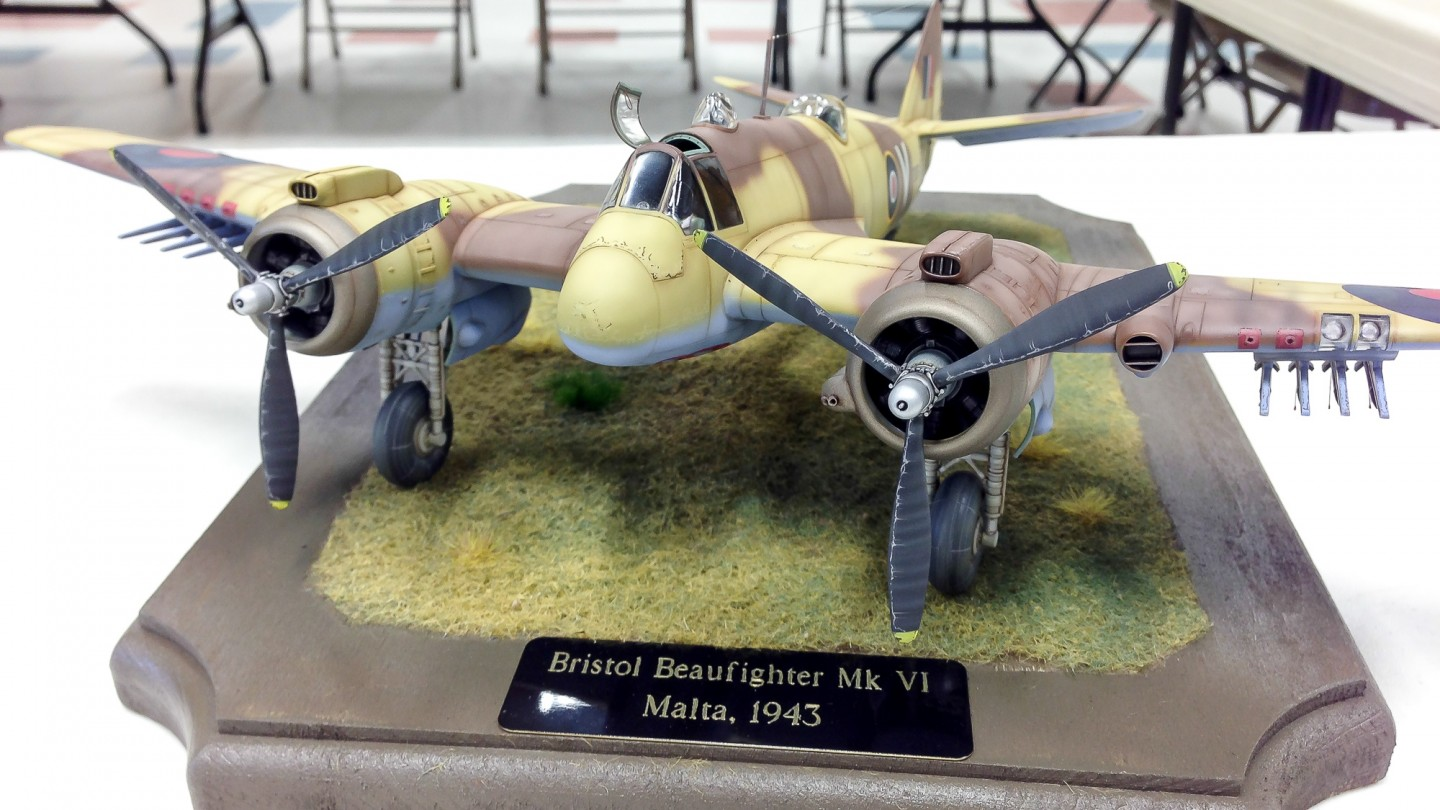 Kevin Farris' Bristol Beaufighter