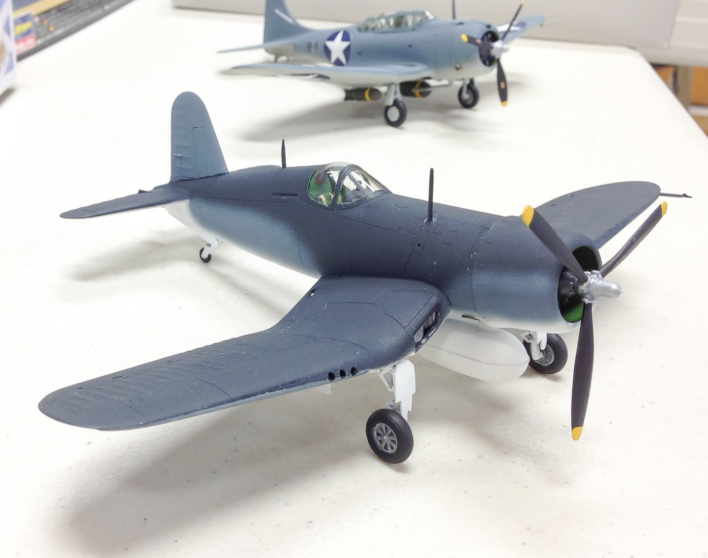 Mike Nerino's Corsair