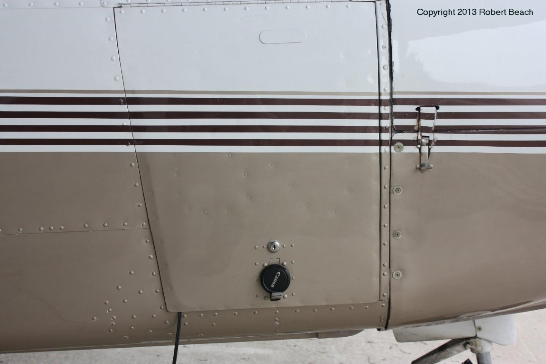exterior_fwd fuselage_aft engine cowl_strbdside