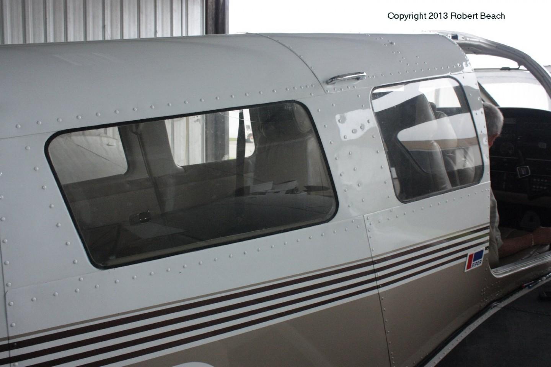 exterior_mid upper fuselage_strbdside