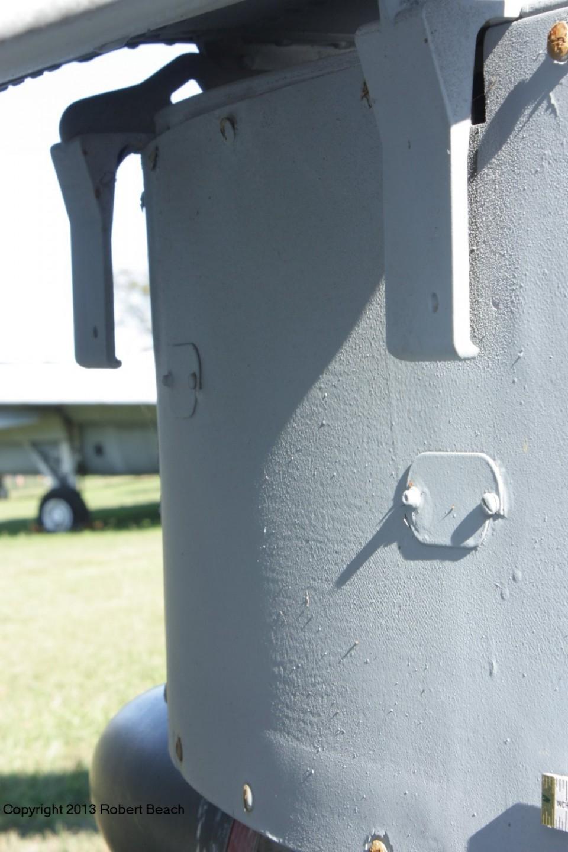 MAD gear pylon inside frm aft 4