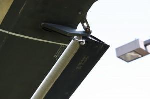 main rotor blade servo flap