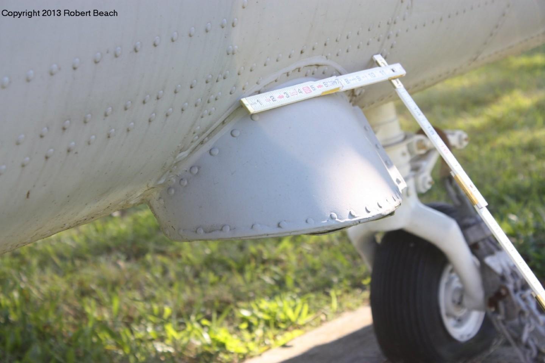 port doppler ant mount