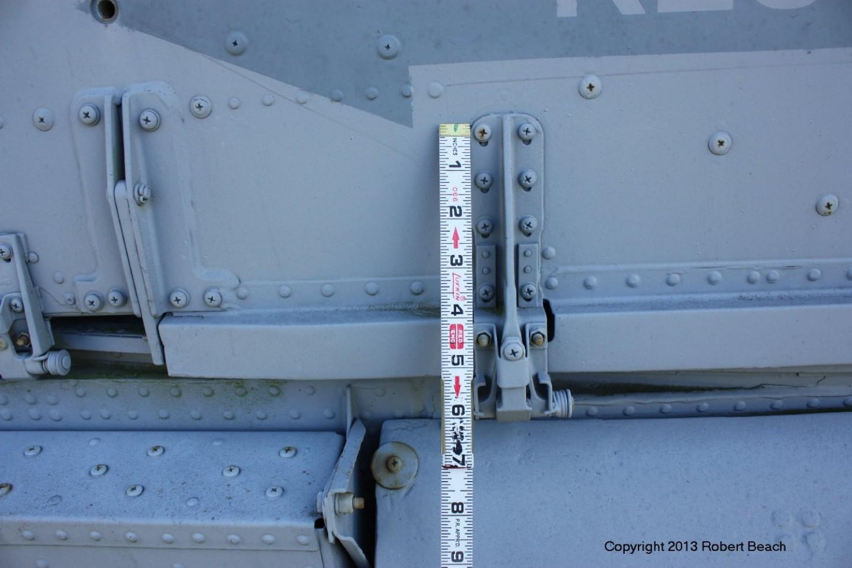 port pilot door track