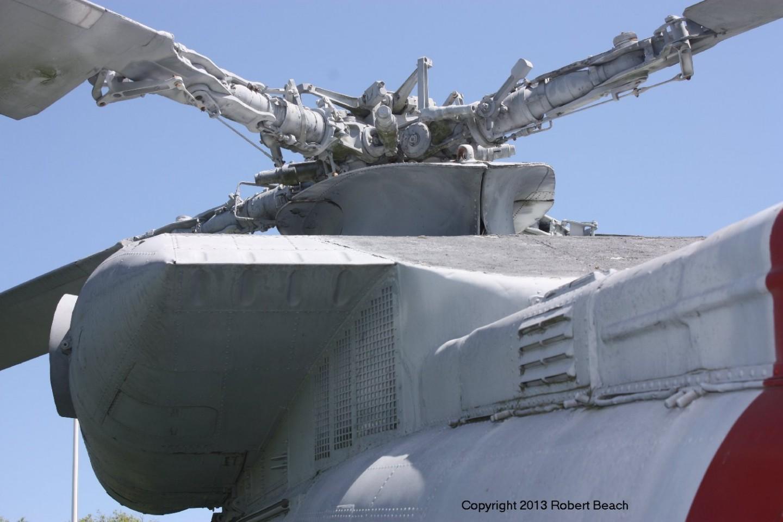 rotorhead cowl frm aft port