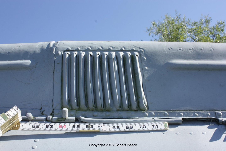 tailrotor fairing vent
