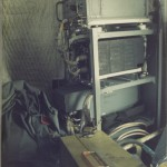 aft cabin gear rack