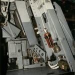 primary cabin bulkhead frm strbd