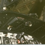 underside instrument panel sheild