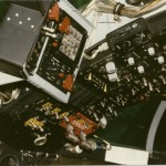 upper cockpit console frm port door
