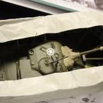 Sherman-in-a-waterproof-sack