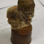 Zombie-figure-bust