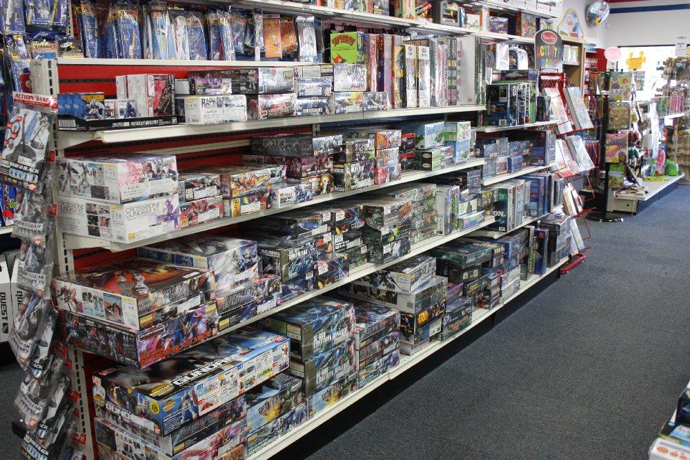 Gundam and some sci-fi