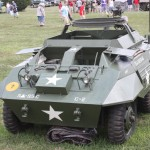 Greyhound armored car
